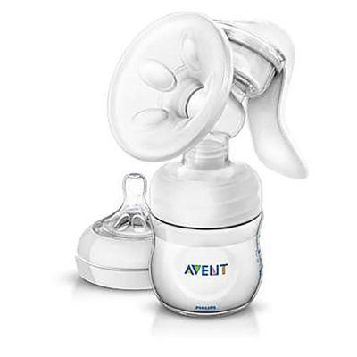 Extractor-De-Leche-Manual-Comfort-Natural---Avent