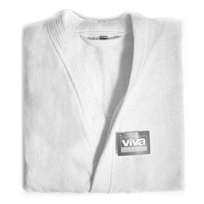 Bata-De-Baño-Unisex-Blanco---Viva-Fresh-Varias-Tallas