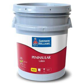 Peninsular-Latex-Mate-Nuevo-Blanco-Hueso-5-Gal---Sherwin-Williams