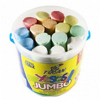 Yeso-Jumbo-15-Unidades-Colores-Surtidos---Tucan