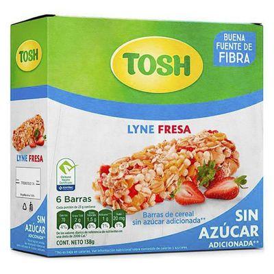 Barras-Tosh-Lyne-Fresa-6U---Tosh