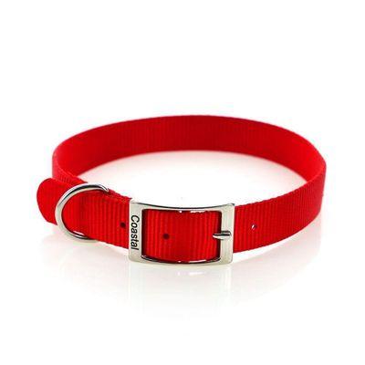 Collar-De-Nylon-45Cx1.5-Cm-Rojo-Coastal