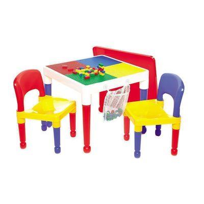 Mesa-Infantil-Para-Juegos-Y-2-Sillas