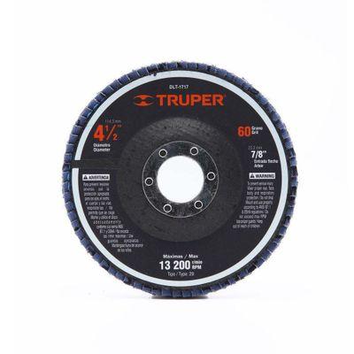 Disco-Para-Desbaste-De-Metal-Grano-60---Truper