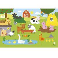 Trefl---Animales-De-Granja-15Pcs
