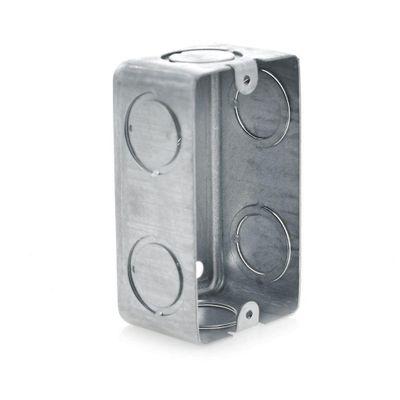 Caja-Elec-Empotrar-Rectangular-Metal---Volteck