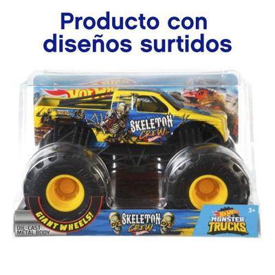 Hot-Wheels-Monster-Trucks-Surtido-Escala-1-64