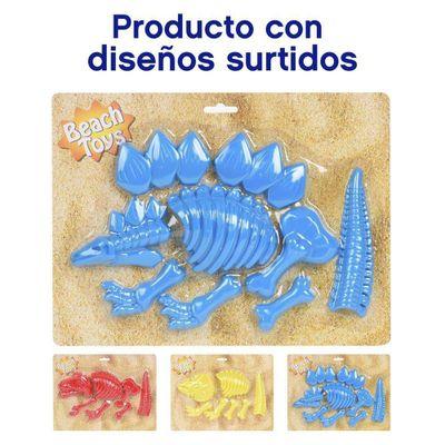 Molde-Para-Rena-Dinosaurio-V-Colores