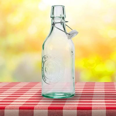 Botella-Para-Agua-Vidrio-Reciclado