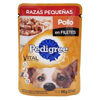 Pedigree-Pouch-Razas-Pequeñas-Pollo