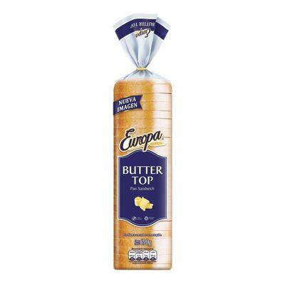 Pan-Sandwich-Butter-Top-690G-Europa