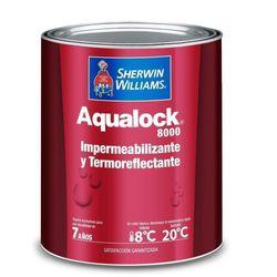 Aqualock-Imper-8000-1-Gal-Rojo-Teja---Sherwin-Williams