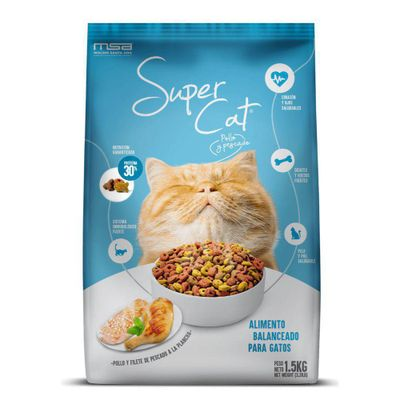Comida-Para-Gato-De-3.3-Libras---Super-Cat
