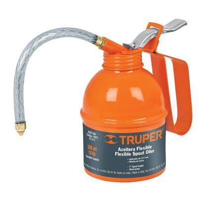 Aceitera-De-300-Ml-Con-Aplicador-Flexible---Truper