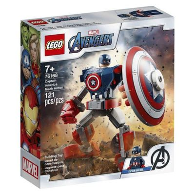 Lego-Avengers---Captain-America-Mech-Armo-76168
