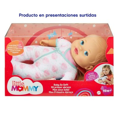 Mi-Primer-Abrazo---Little-Mommy