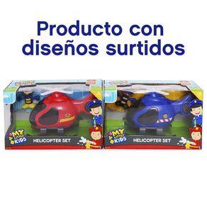 Hpl-Helicoptero-Y-Muñeco-En-Set--2-St-