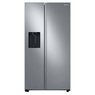 Refrigeradora-Side-By-Side-27Ft-Gris---Samsung