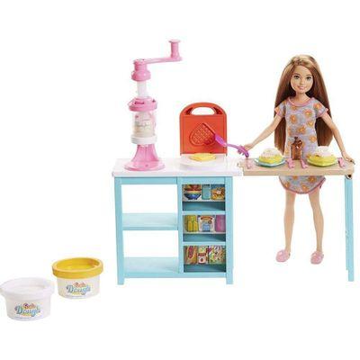C-B-Stacie-Estacion-De-Desayuno---Barbie