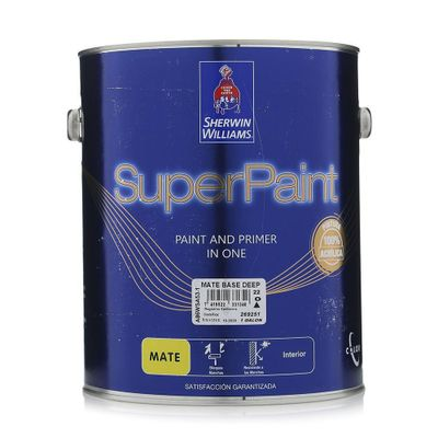 Superpaint-Interior-Mate-Base-Deep-1-Gal---Sherwin-Williams