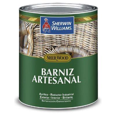 Barniz-Artesanal-1-4-Gal-Satin-Sherwin-Williams