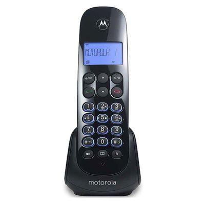 Telefono-Negro-Motorola-Inalambrico---Motorola