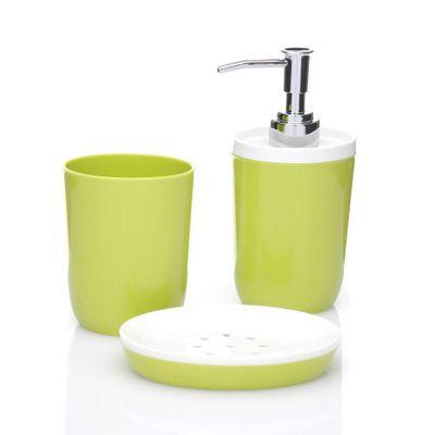 Set-Accesorios-Para-Baño-3-Piezas---Viva-Fresh-Varios-Colores