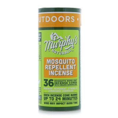 Conos-Repelentes-Para-Mosquitos-36U-Mos---Murphys-Natural