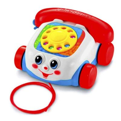 Chatter-Telephone.---Fisher-Price