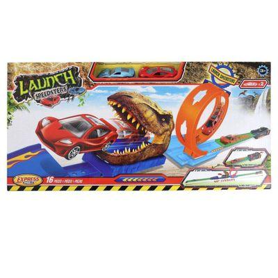 St-Dinosaur-Launch-Speedsters-Racing-Tra---Express-Wheels