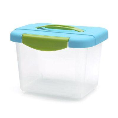 Caja-Click-Turquesa---Guateplast-Varias-Capacidades