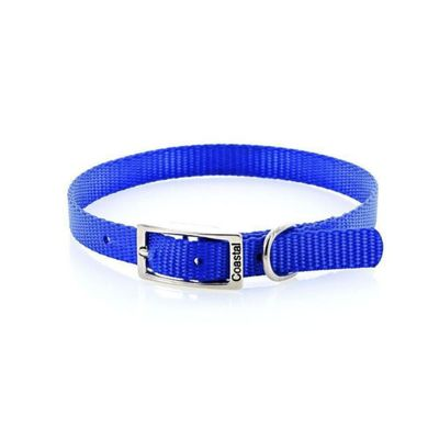 Collar-De-Nylon-40Cmx1.5-Cm-Coastal-Azul