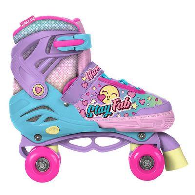 Patines-Boot-Quad---Rush-Girl-Glam