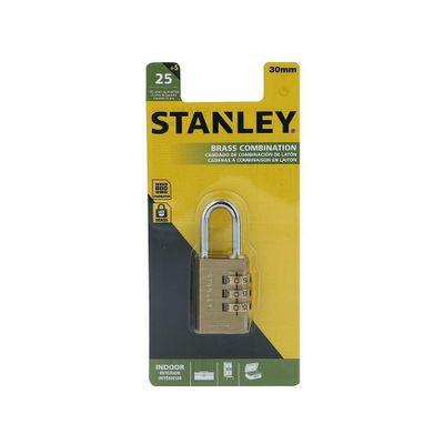 Candado-Stanley-Combinacion-De-30Mm---Stanley