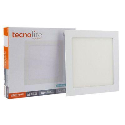 Lampara-Led-Cuadrada-Empotrable-18W---Tecnolite-Varios-Colores