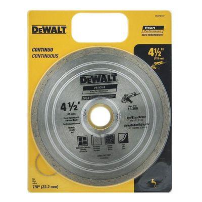 Disco-Corte-Ceramica-4.5-Plg-Dewalt-Cont---Dewalt