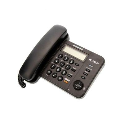 Telefono-Alambrico-Negro---Panasonic