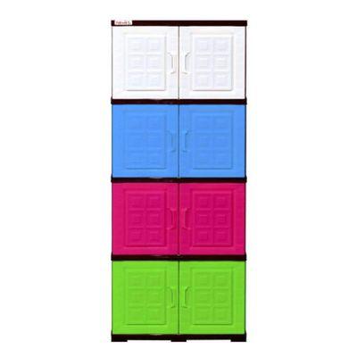 Gabinete-Multiusos-4-Niv.-Multicolor