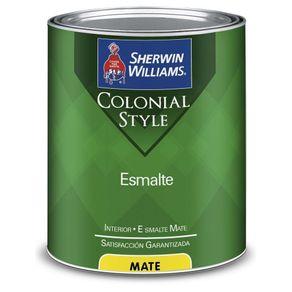 Esmalte-Colonial-Cafe-Oscuro-1-Gal---Sherwin-Williams