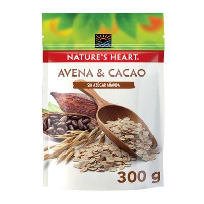 Avena-Con-Cacao-300G---Natures-Heart