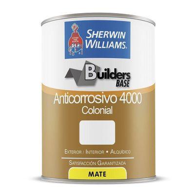 Builders-Base-Anticorrosivo-4000-Colonial-Mate-Blanco-1-Gal---Sherwin-Williams