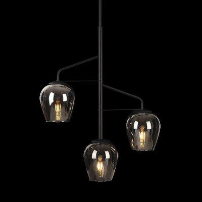 Lampara-Techo-E27-3L-40W-Acab.---Zlumini