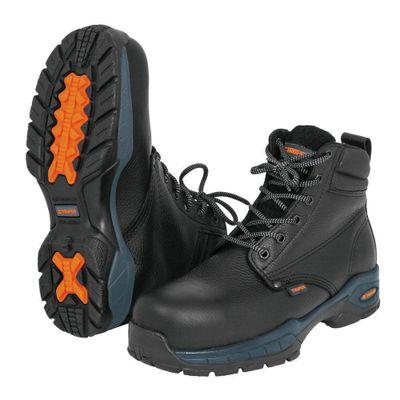 Zapatos-Industrials-Talla-9-Negro-Truper