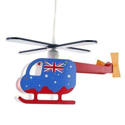 Lampara-Colgante-Infantil--Helicoptero--1Bombillox40Wmax---Zlumini-Kids