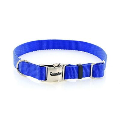 Collar-De-Nylon-45-Cm-X-1.5-Cm-Titan-Azul