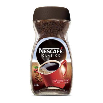 Cafe-Clasico-Instantaneo-Frasco-225g---Nescafe