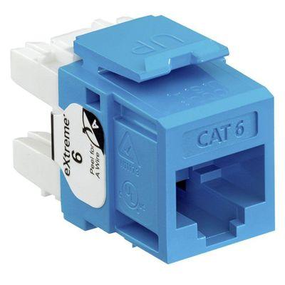 Puerto-Decorativo-Utp-Cat6-Azul---Leviton