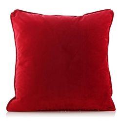 Funda-Cojin-45X45-Velvet-Rojo---Viva