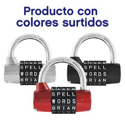 Candado-De-Combinacion-De-5-Letras---Word-Lock