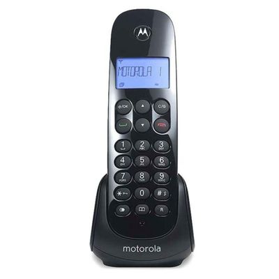 Telefono-Motorola-Negro-Inalambrico---Motorola